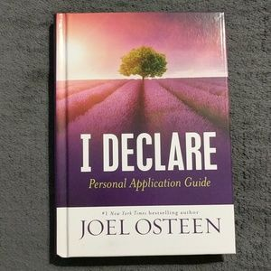 Joel Osteen I Declare Application Guide